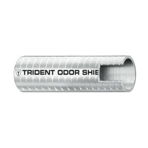 Sanitary hose  1 1 / 2'' odorshield grey