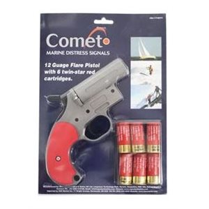 Flare gun twin star no case 6 shells