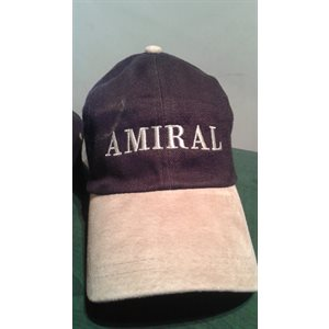 Cap 'Amiral' one size