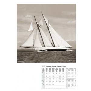 Calendrier Beken of Cowes 2018 - Classic 42x59cm