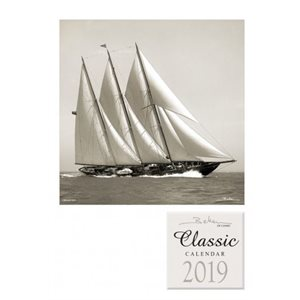 Calendrier  2019 - Classic Beken of Cowes 42x59cm