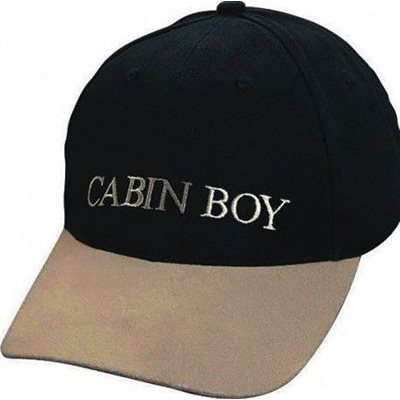 Cap cabin boy one size fits all
