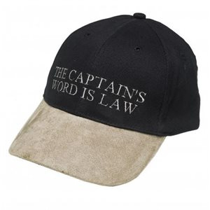 Cap 'Captains word is law' on size fits all