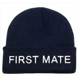 Nauticalia Embroidered Knitted Beanie Hats