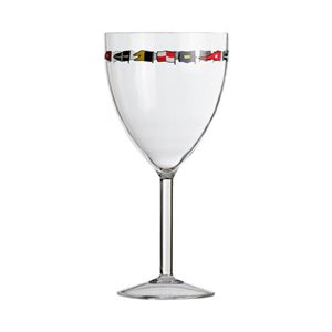 Marine Business Regata Wine Glass
