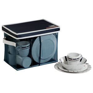 Marine Business Regata 24 piece (6 person) Tableware Pack