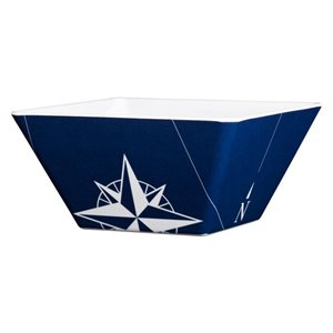 Marine Business Northwind Soup / Cereal Square Bowl