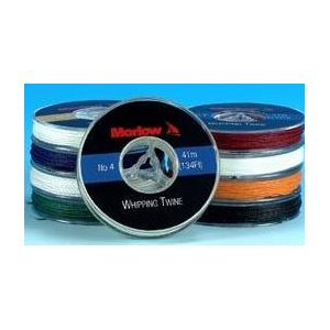 Whipping twine, white  #8 x 23m