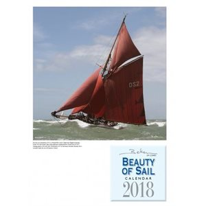 Calendrier Beken of Cowes 2018 - Beauty of Sail  42x59cm