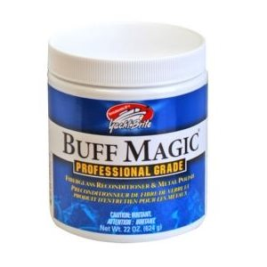 Buff magic compound paste 22oz
