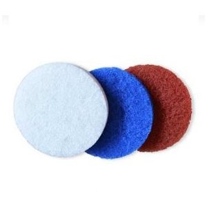 Scrubber pad for blue for medium duty cleaning and scrubbing