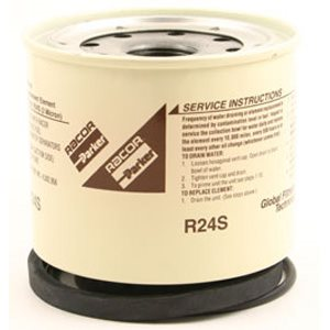Racor R24S 2 micron spin on element for 220 diesel filter