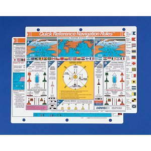 Quick Reference Card: International Navigation Rules