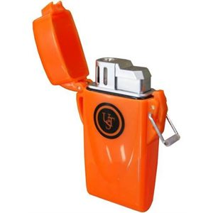 Lighter floating butane orange