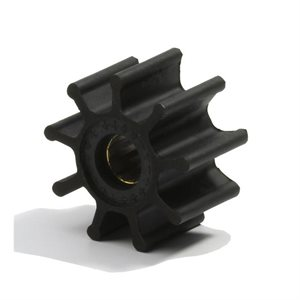 Raw water pump impeller