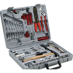 Tool kit deluxe 76 pc.