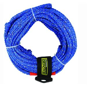 2-Rider reflective tube tow rope 60'