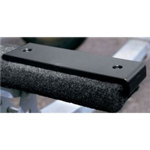 Bunkender kit black 2 pads  Enables the boat to slide easily over the bunk ends