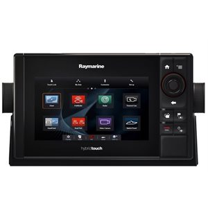"ES75 7"" multifunction display with sonar and Navionics+ North American Coast + 18k Lakes Charts"