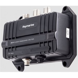 Raymarine AIS 700 5w Class B with splitter antenna