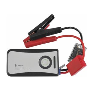Cobra JumPack 8000 portable car boost & USB power pack