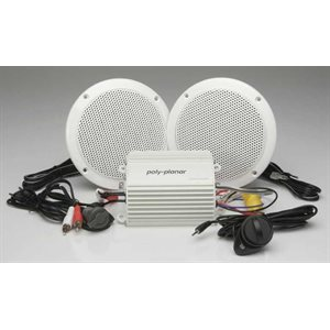 MP3 speaker amp kit