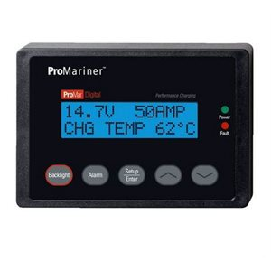 ProMariner remote panel for ProNautic