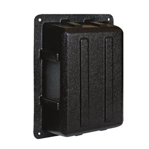 "AC Isolation Cover - 5-1 / 4""  x 3-3 / 4""  x  3"""