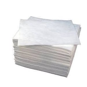 "Buffalo oil sorbent pad (oil only) 15"" x 18""  1 pad"