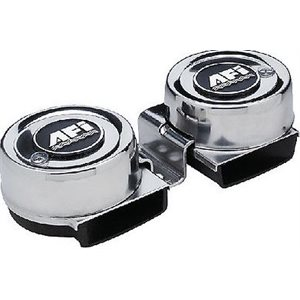 "Horn compact electric AFI  twin 3'' x 8"" x 1.75''"