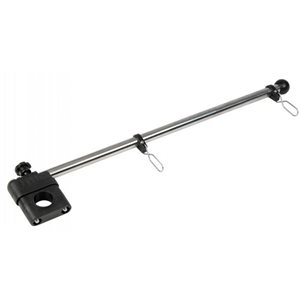 "Flag pole 17""  railmount"