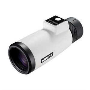 Monocular with compass MD 7 x 42 C  white