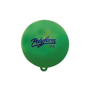 "Polyform Water Skiing Buoy 9"" Green"