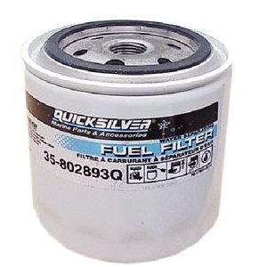 Water separator  /  fuel filter element 25 micron