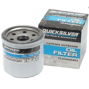 Oil filter for select Mercury 9.9HP & 15HP 4stroke
