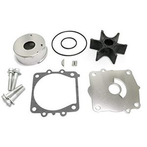 Yamaha water pump kit replaces 68V-W0078-00 & 61A-44311-01 for 115 HP Outboard Motors.