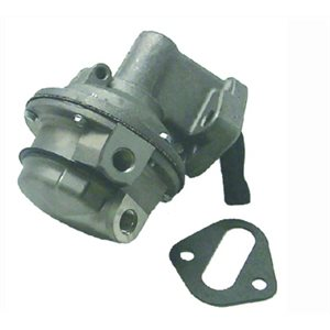 Fuel pump replaces Mercrusier 861678A1, 97401A2, and 97401A8 and OMC 509404