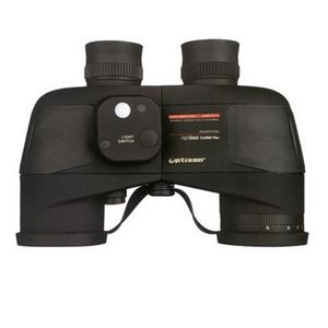 Binocular, 7 x 50  with compass and rangefinder waterproof  Optisan