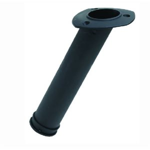 "Fishing rod holder 30 degree plastic 9-1 / 2"" L x 1-5 / 8"" ID"
