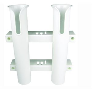 Polyurethane 2 Rod Rack. Accommodates standard rod grip sizes up to 1-3  /  4""