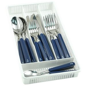 Galleyware utensils blue 20 piece set