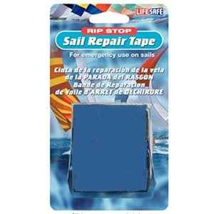 "Sail repair tape blue rip stop 2"" x 15'"