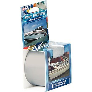 Boat striping tape 1 / 2'' x 50' silver