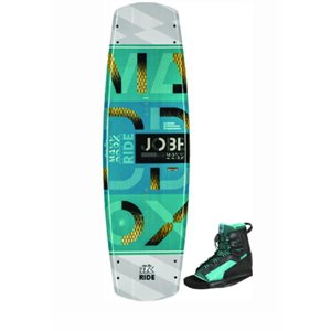 Jobe Maddox wakeboard, 138 cm with bindings (7-10)
