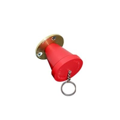 Truplug Mini emergency stop plug and floating key chain 4""