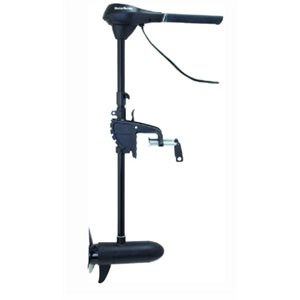 "MotorGuide R-3 12V hand-control transom wide-bite mount freshwater 5F / 2R speed trolling motor 36"" shaft 55 lbs.thrust"