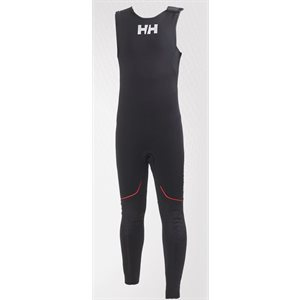 Wet suit salopette men's