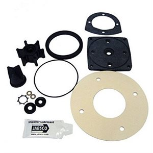 Jabsco marine electric toilet service kit (37010 Series)