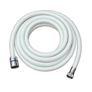 "PVC reinforced hose 10'  NPT 1 / 2"" female both ends"