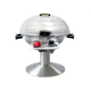 BBQ Sport extreme deluxe Korean grill with pedestal